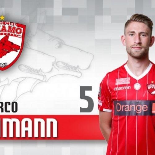Dinamo a transferat încă un puști, Marco Ehmann, crescut de Freiburg și Dortmund