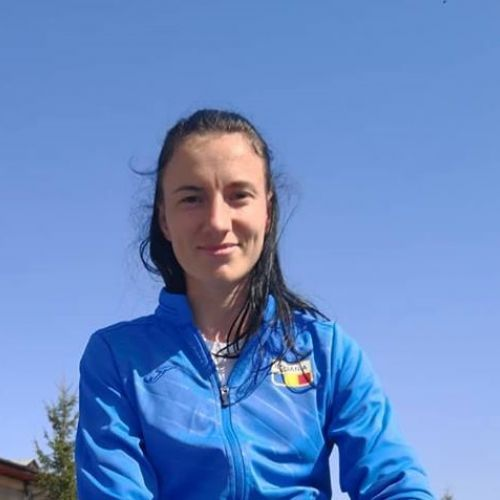 Andreea Panţuroiu, la șase centimetri de medalie, la Europenele de atletism