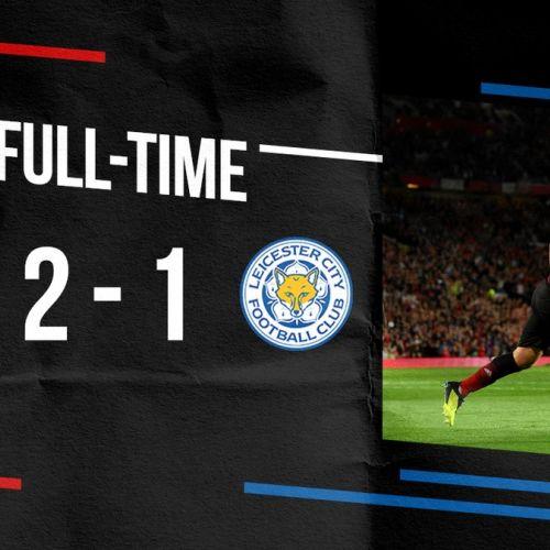 Premier League a început cu o victorie a lui Manchester United, 2-1 cu Leicester