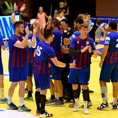 Victorie și calificare. Steaua avansează în turul doi preliminar în Cupa EHF