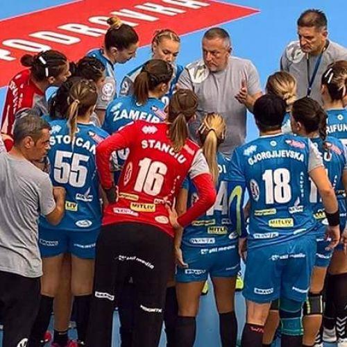 SCM Craiova scapă printre degete calificarea în grupele EHF Champions League