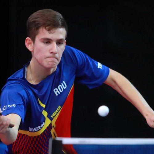 Cristian Pletea, din nou campion la Europe Youth Top 10