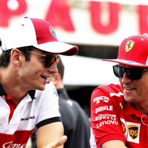 Kimi Raikkonen va fi înlocuit de Charles Leclerc la Ferrari