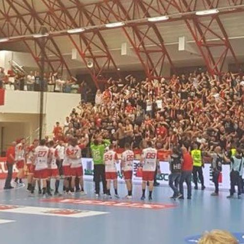 Dinamo a debutat cu victorie în grupele Ligii Campionilor la handbal masculin