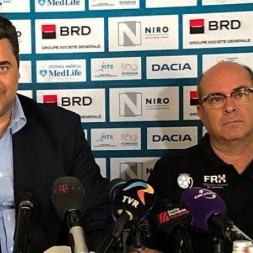 Spaniolul Manuel Montoya Fernandez este noul selecţioner al naţionalei masculine de handbal a României