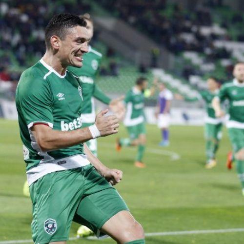 Keșeru, autorul unui hat-trick în campionatul Bulgariei