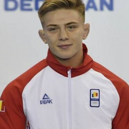 Iosif Adrian Şulcă a câştigat medalia de aur la Jocurile Olimpice de Tineret