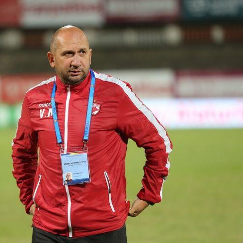 Vasile Miriuță, instalat antrenor la Hermannstadt în locul lui Pelici