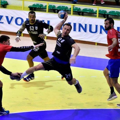 CSM București a învins CSA Steaua în Liga Zimbrilor