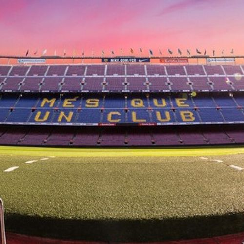 VIDEO / FC Barcelona şi-a prezentat noul proiect de modernizare a bazei sportive