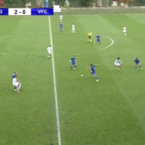 VIDEO / Viitorul a fost eliminată din Youth League de Dinamo Zagreb