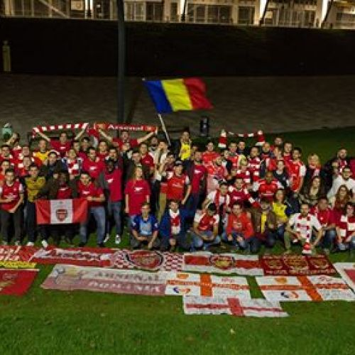 Arsenal România Supporters Club organizează la Craiova cea de-a VI-a Adunare Națională