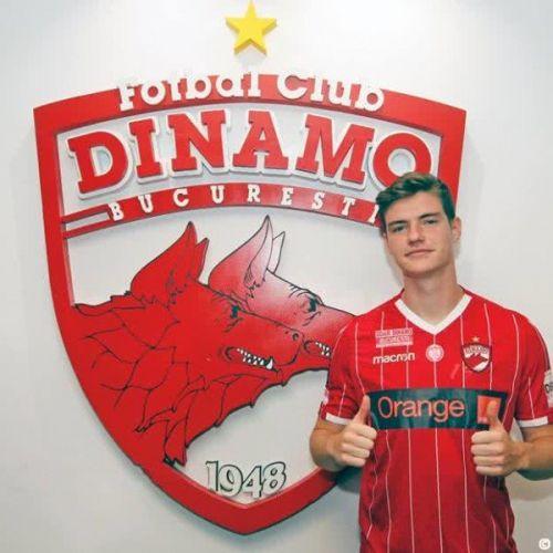 Dinamo le-a reziliat contractele lui Grozav, Delorge și Mezague
