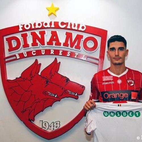 Rachid Ait-Atmane este noul jucător al lui Dinamo