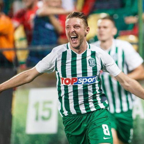 Încă un meci mare pentru Antal în campionatul Lituaniei