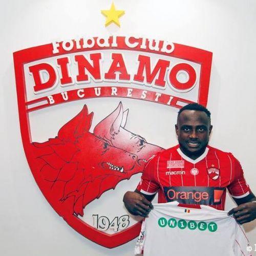 Simon Zenke, nigerianul care va îmbrăca tricoul lui Dinamo