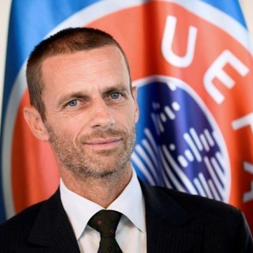 Ceferin impune monopol la UEFA