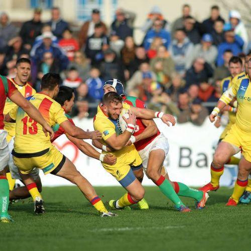 România rămâne în al doilea eșalon valoric european de rugby