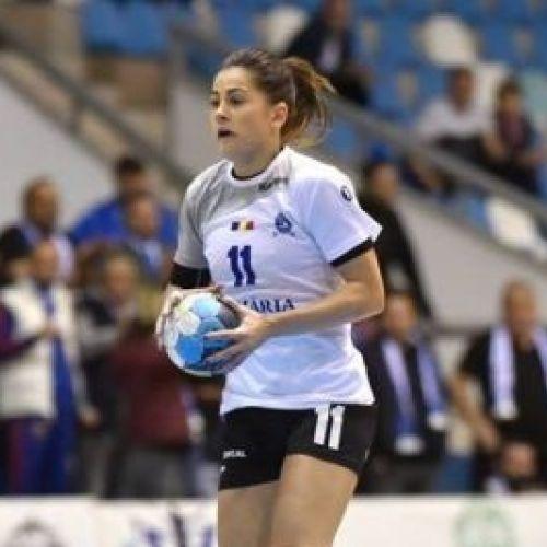 Handbalista Ana Maria Țicu s-a accidentat grav și ratează Campionatul European