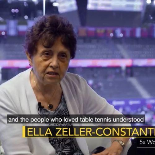 VIDEO / Reportaj realizat de către Federația Internațională de Tenis de Masă despre performanțele țării noastre în acest sport