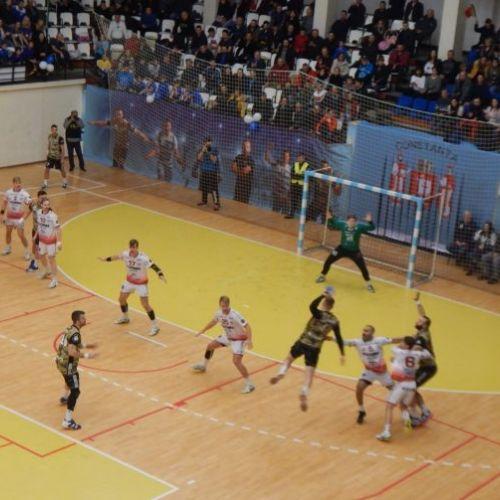 Cupa EHF: HC Dobrogea Sud și-a aflat adversarele din grupă