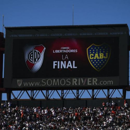 CONMEBOL a decis disputarea finalei Copei Libertadores pe Santiago Bernabeu