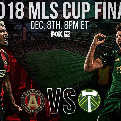 Atlanta United și Portland Timbers se vor înfrunta în finala pentru titlu din MLS