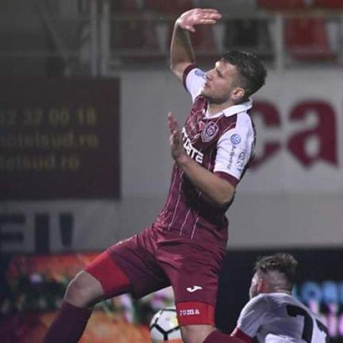 Liga 1: CFR Cluj se impune cu 5-0 împotriva lanternei roșii, FC Voluntari. Țucudean a reușit un hattrick