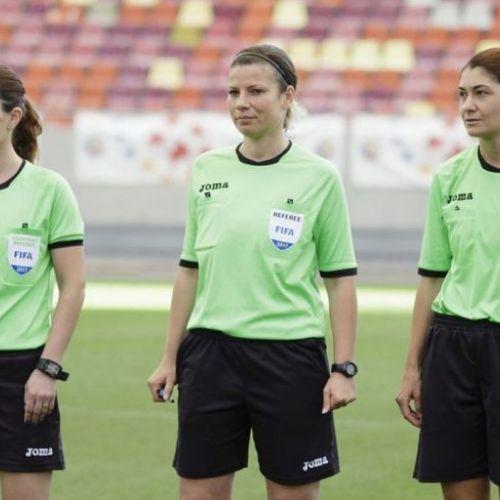 România va avea două arbitre la Campionatul Mondial de fotbal feminin