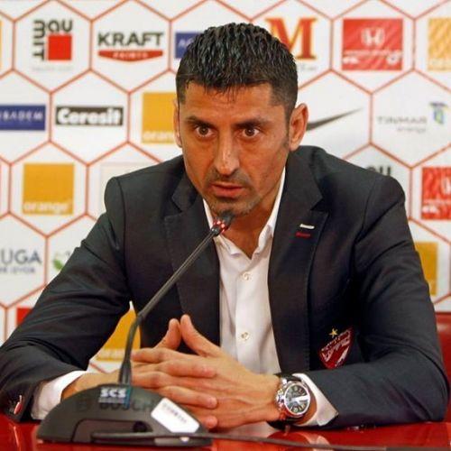 Ionel Dănciulescu a revenit la Dinamo