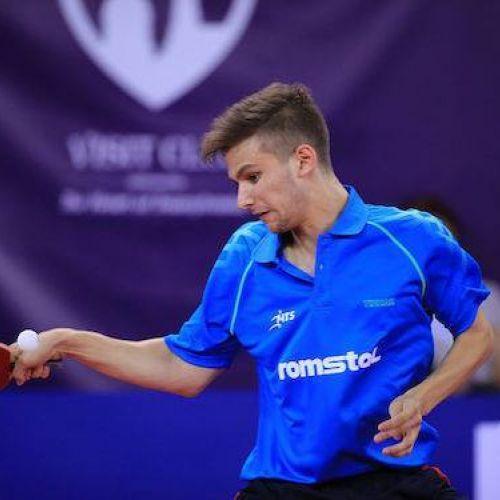 Cristian Pletea, medaliat cu bronz la Mondialul de juniori