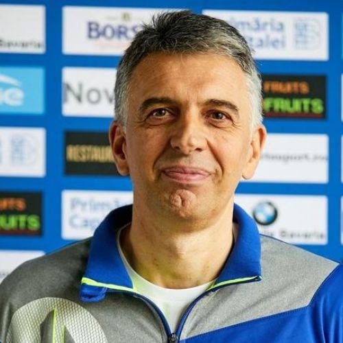 Dragan Djukic, antrenorul lui CSM București, anunță schimbarea sistemului de joc