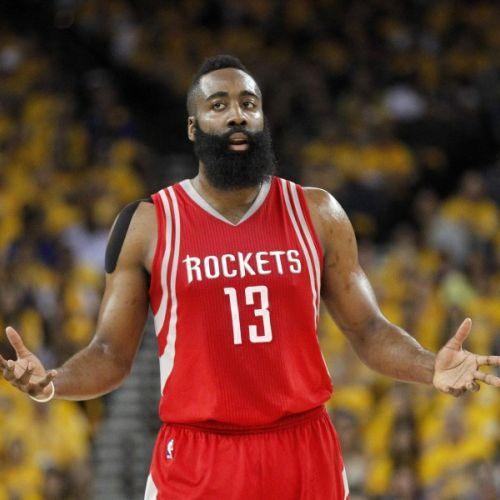 James Harden, speranța celor de la Houston Rockets în misiunea de detronare a Golden State Warriors