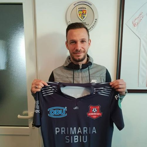 Liga 1: Hermannstadt a achiziționat un austriac și un croat