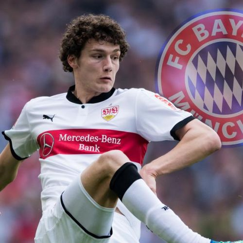 Pavard a fost cumpărat de Bayern Munchen de la Stuttgart