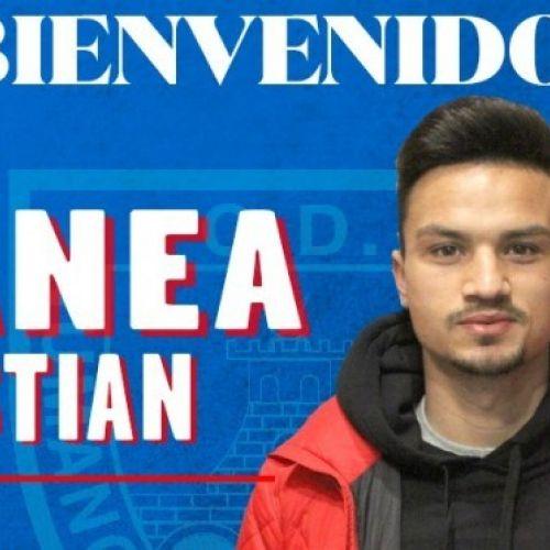Cristian Ganea a fost împrumutat de Bilbao la Numancia