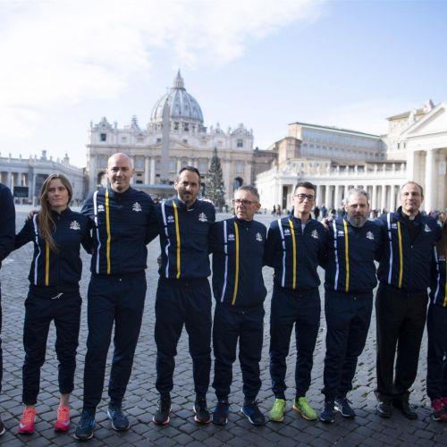 Inedit / Vaticanul are propria federație de atletism