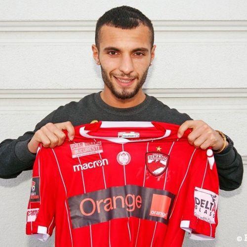 Dinamo l-a adus pe mijlocașul Reda Jaadi, dar s-a despărțit de Hanca