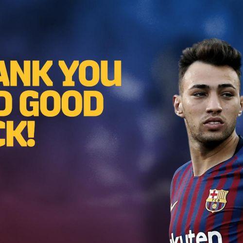 Munir a fost transferat de Sevilla, de la Barcelona