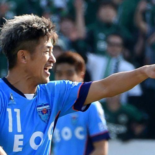 Legenda Miura continuă. Japonezul a semnat un nou contract de fotbalist profesionist la 52 de ani