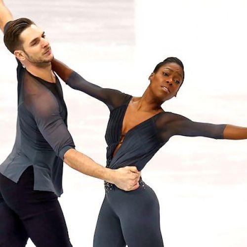 Succes istoric pentru Vanessa James şi Morgan Cipres la Europenele de patinaj artistic