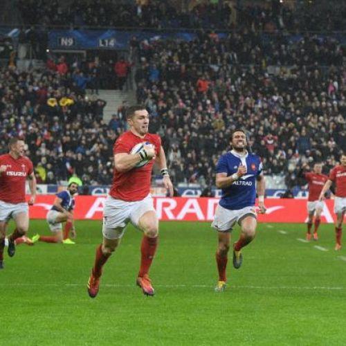 Six Nations: Țara Galilor a învins spectaculos Franța