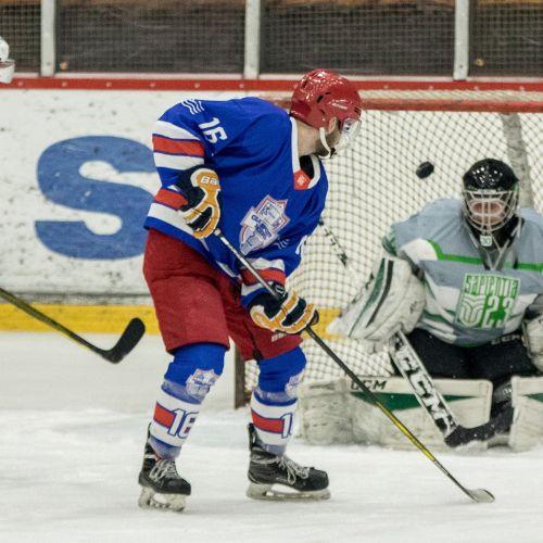 Scoruri astronomice în Campionatul Național de hochei pe gheață