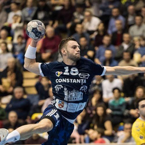 HC Dobrogea Sud a devenit lider provizoriu în Liga Zimbrilor