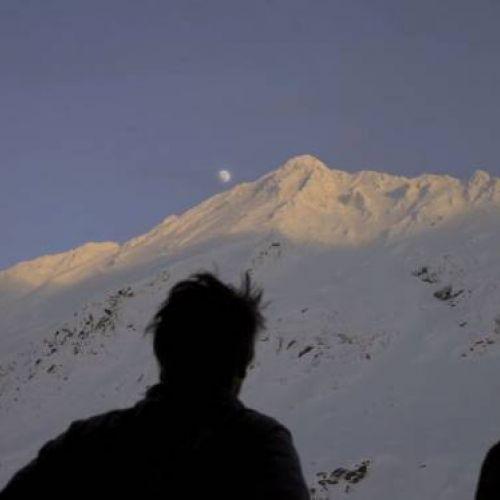 VIDEO / Imagini spectaculoase cu schi extrem la Bâlea Lac