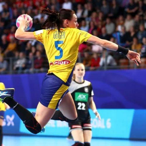 Melinda Geiger a pus capăt carierei de handbalistă