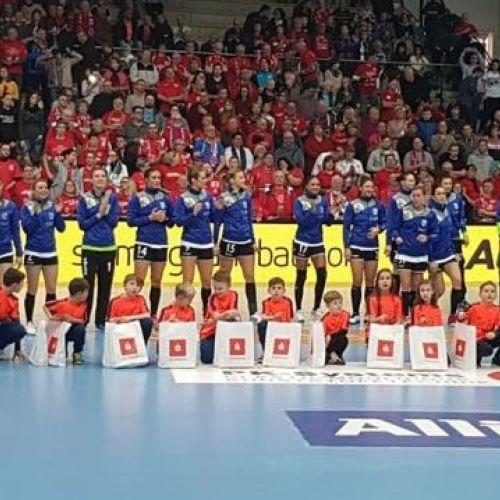 CSM Bucureşti a câştigat deplasarea cu Thuringer în Liga Campionilor la handbal feminin