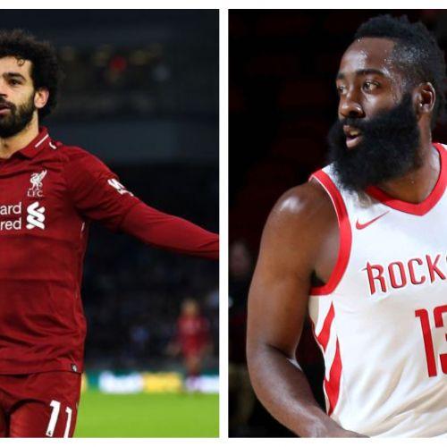 Analiză/ Mohamed Salah, comparat cu James Harden