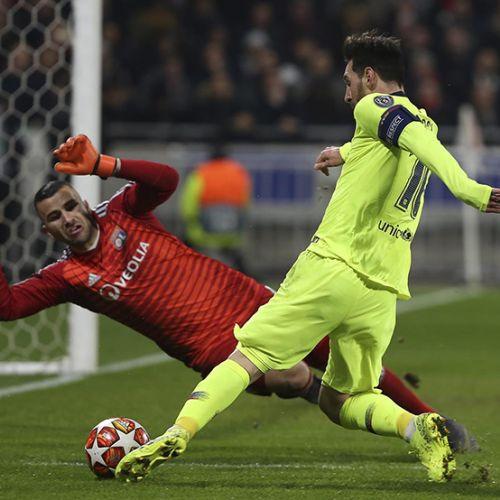 Seară fără gol în Champions League în meciurile Liverpool-Bayern și Lyon-Barcelona