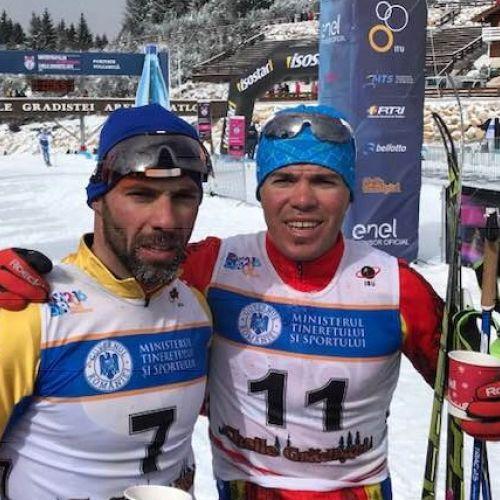 Patru medalii pentru România la Europenele de winter triathlon